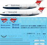 1-144-British-Airways-BAC-1-11-400-500-screen-printed-decal