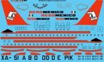 1-144-AeroMexico-Douglas-DC-8-51-Screen-printed-decal