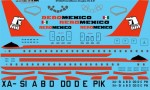 1-144-AeroMexico-Douglas-DC-8-51-Screen-printed-decal