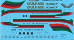 1-144-Gulf-Air-Early-Vickers-VC10-Screen-printed-decal