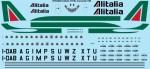 1-144-Alitalia-Caravelle-VIN-Screen-printed-decal