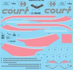 1-144-Court-Line-Pink-Lockheed-L1011-TriStar-Screen-printed-decal