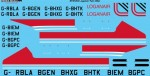 1-72-Loganair-Twin-Otter-Screen-printed-decal