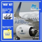 1-144-Engine-A-320-NEO-kit