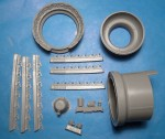1-32-F4U-1-1A-1D-Corsair-Cowl-for-Trumpeter-kit