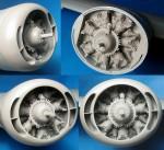 1-32-Resin-B-24-Liberator-Engines-and-Cowls-for-Hobbyboss-Kit