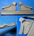 1-48-Yak-3-Wheel-Wells-and-Wingroot-Intakes-for-Zvezda