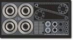 RARE-1-12-Honda-RS1000-Mechanical-Parts-SALE