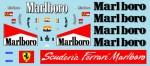 1-18-Ferrari-F1-2000-Sponsorship-Decal-for-Mattel