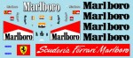 1-18-Ferrari-F1-2000-Sponsorship-Decal-for-Mattel