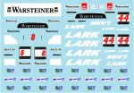 1-64-McLaren-F1-GTR-LM-and-Suzuka-Logo-for-Kyosho