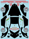 1-64-Lamborghini-Veneno-Carbon-Decal-for-Kyosho