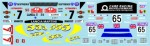 1-43-Weekly-Rally-Car-Collection-Sponsorship-Decal-2-for-Deagostini