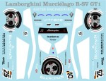 1-64-Lamborghini-Murcielago-R-SV-GT1-Decal-for-Kyosho