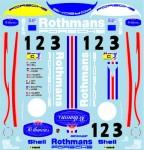 1-24-Porsche-956-1983-Le-Mans-Sponsorship-Decal-for-Tamiya