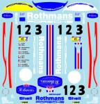 1-24-Porsche-956-1983-Le-Mans-Sponsorship-Decal-for-Tamiya