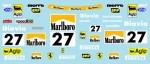 1-64-Ferrari-F355-Challenge-Presentation-Decal-Kyosho