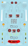 1-64-Ferrari-458-J-Fisichella-FIAT-500-Decal