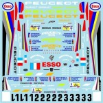 1-24-Peugeot-905-1992-and-1993-Le-Mans-for-Heller