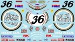 1-12-Honda-NSR-500-98-Lucky-Strike-for-Tamiya