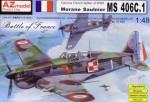 1-48-Morane-Saulnier-MS-406-Battle-of-France