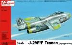 1-48-SAAB-J-29F-Tunnan-2x-SW1x-Austr-Ltd-