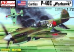 1-72-Curtiss-P-40E-Warhawk-4x-decal-version