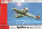 1-72-Supermarine-Spitfire-Mk-IXe-In-Czechoslovak-service