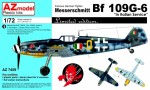 1-72-Bf-109G-6-Italian-service-Limit