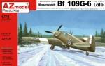 1-72-Messerschmitt-Bf-109G-6-Late-Over-Finland