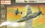 1-72-Bf-109H-1