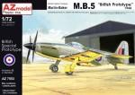 1-72-Martin-Baker-MB-5-Prototype