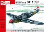 1-72-BF-109F-MESSERSCHMITT