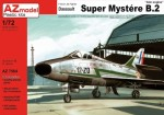 1-72-Dassault-Super-Mystere-B2-Atar-engine