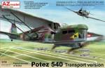 1-72-Potez-540-Transport-version