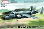 1-72-B-25J-Mitchell-RAAF-ex-Italeri