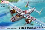 1-72-B-25J-Mitchell-USAAF