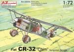 1-72-Fiat-CR-32-Chirri-Hungarian-Service