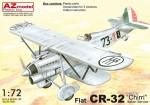 1-72-Fiat-CR-32-Chirri-Italian-service