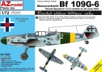 1-72-Bf-109G-6-Slovak-13-Squadron