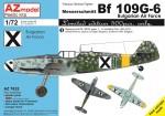 1-72-Bf-109G-6-Bulgarian-Air-Force