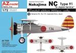 1-72-Nakajima-NC-Type-91-In-Japan-Service