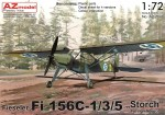 1-72-Fi-156C-1-3-5-Storch-Foreign-Service