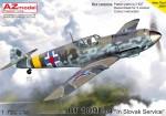 1-72-Bf-109E-4-In-Slovak-Service