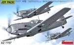 1-72-Bf-109E-3-4-7-JOYPACK-3-modely