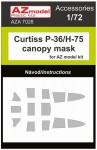 1-72-Curtiss-P-36-H-75A-1-H-75A-2-H-75A-3-H-75C-1-canopy-mask