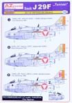 1-48-Decal-set-SAAB-J29F-Tunnan-3x-Austrian-camo