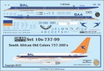 1-100-South-African-Old-Colors-737-200s