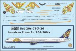 1-200-ATA-American-Trans-Air-757-300s-revised-includes-doors-and-stripes