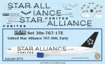 1-200-United-Airlines-Star-Alliance-767-300ER-Early-Version